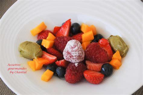 salade de fruits au sirop de poivron dessert d 233 t 233