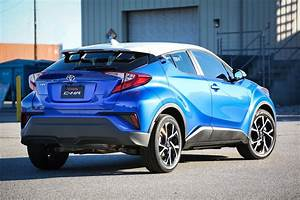 2018 Toyota C-HR First Drive Review - Motor Trend