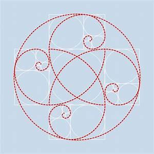 Golden Ratio Illustration Vector