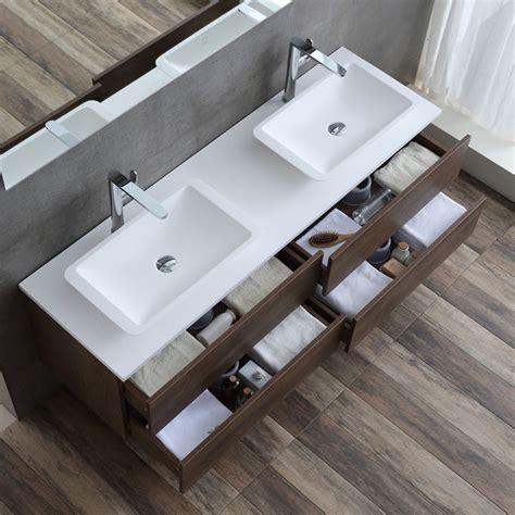 Moderne Badmöbel Set by Badezimmer Doppelwaschbecken Icnib