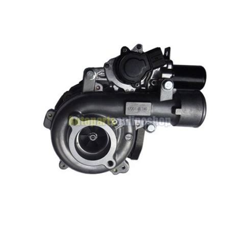 Toyota Replacement Parts by Toyota Turbocharger Replacement 17201 0l040