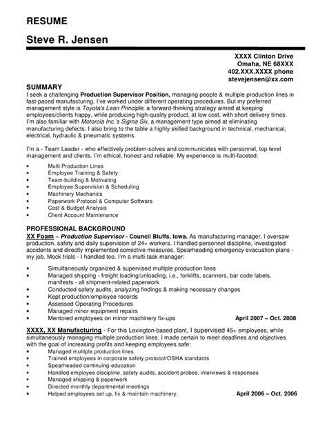 resume for ups manager resume sle 3