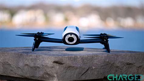 parrot bebop  drone review dronerush