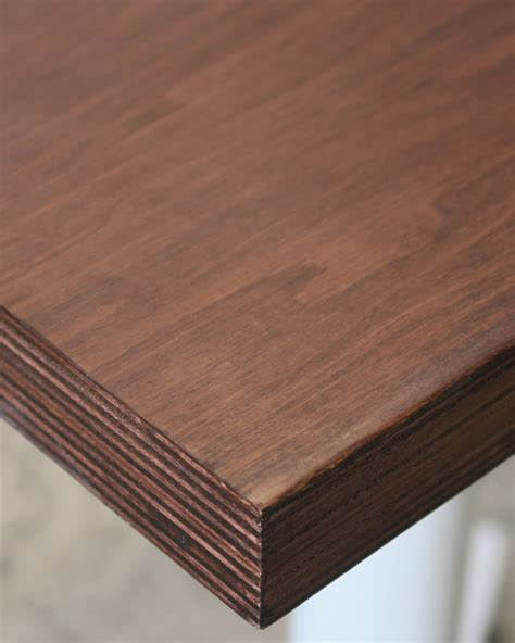 Related searches for maple plywood sheets: Birch plywood table top - walnut 120x80cm rectangle - Cintesi