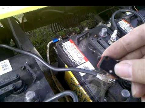 solenoid problem  clicking solved club car