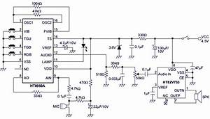 Sound Shifter Circuit