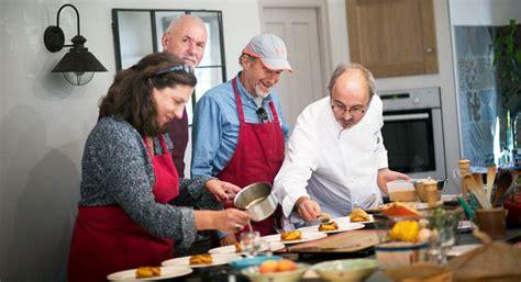 cours de cuisine avec un grand chef cours de cuisine en provence avec le chef jean