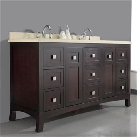 costco vanities double sink new waves ella 60 double sink vanity from costco 1300