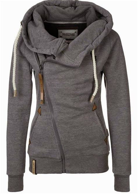 zip up hooded sweater womens sweater
