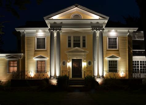 outdoor lighting types techniques buffalo ny wny