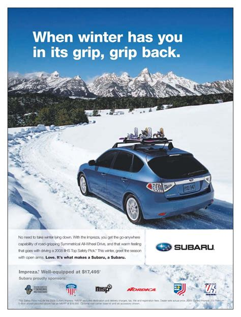 Subaru Car Ads by Pin By Carsforsale On Throwbackthursday
