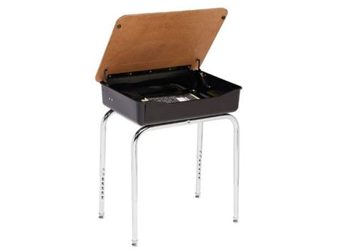 desk with lift lid lift lid desk acd 1270hp student desks