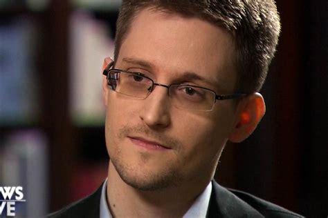 Esward Snowden