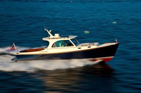 Hinckley Boats Picnic by Picnic Boat 37 Mkiii Hinckley Yachts