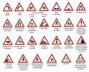 Panneau De Signalisation Code De La Route : les panneaux de danger objectif route ~ Medecine-chirurgie-esthetiques.com Avis de Voitures