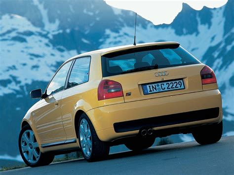 1999 2003 Audi S3 Review Top Speed