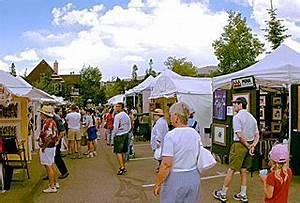 Breckenridge Main Street Art Festival - A Weekend of Color ...