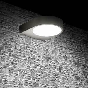 Außenleuchte Edelstahl Led : led edelstahl au enleuchte wandlampe wandleuchte 800lumen ~ Watch28wear.com Haus und Dekorationen
