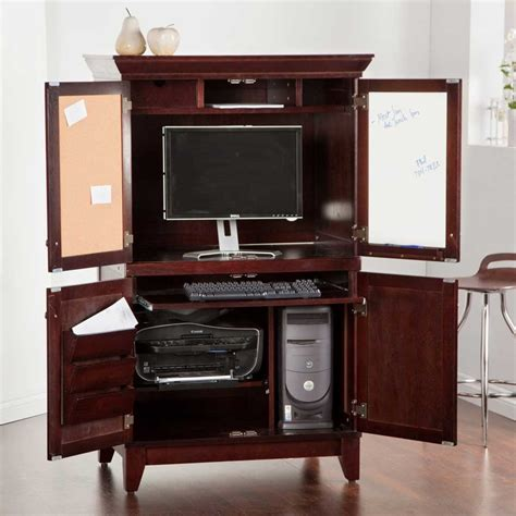 home office desk armoire office armoires furniture office computer armoires for home office