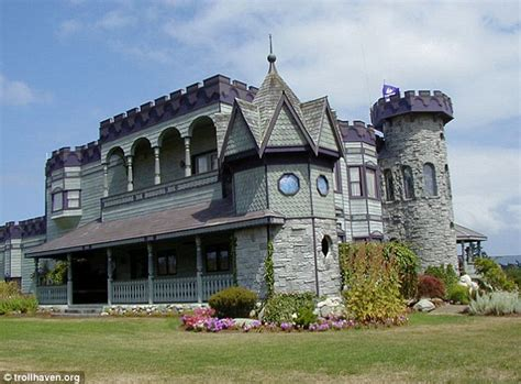chateau style house plans become king of the castle the washington home that lets