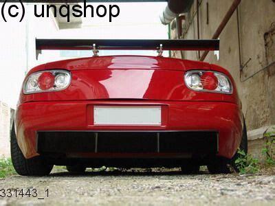 mazda mx 5 na tuning rear bumper tuning mazda mx 5 mk1 na