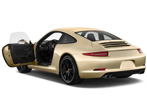 Image: 2016 Porsche 911 2-door Coupe Carrera Open Doors