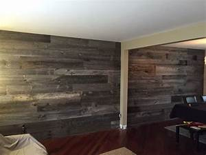 stairhaus inc custom stair design and construction With barn board interior walls