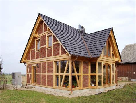 Fachwerkhäuser Bauen  Haus Dekoration