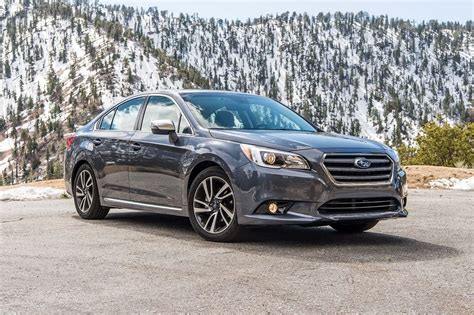 2020 Subaru Legacy For Great Future Sedan
