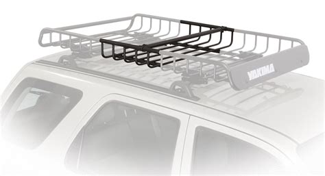extension for yakima megawarrior roof rack cargo basket yakima accessories and parts y07082