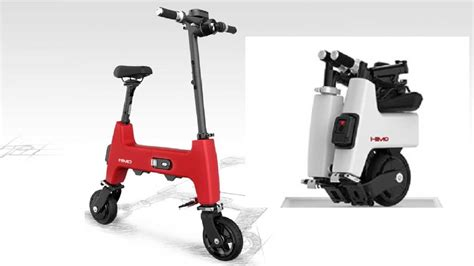 xiaomi himo   scooter fits   carry
