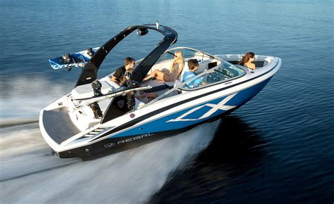 Regal Boats Quality by Review Regal 2100 Rx Sportboat New Boating