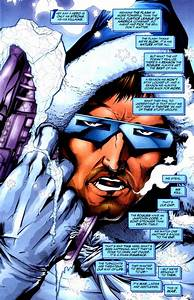 Gallery For > Smallville Captain Cold
