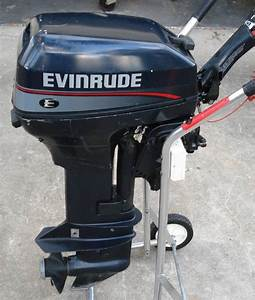 Winterizing A 9 9 Evinrude Outboard Motor  Part Ii
