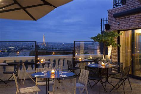 les 5 plus belles terrasses d h 244 tel 224