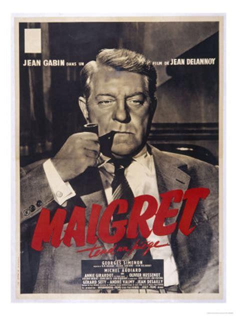 georges méliès películas 1958 quot el comisario maigret quot de jean delannoy maigret