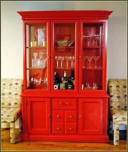 Bassett Corner China Cabinet – Cabinets Matttroy