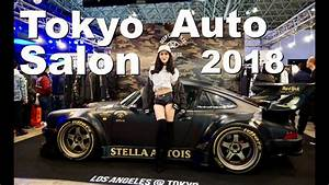 Salon Automobile 2018 : tokyo auto salon 2018 day 1 youtube ~ Medecine-chirurgie-esthetiques.com Avis de Voitures