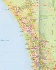 Seminyak Bali Map