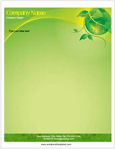 Ms Word Templates Letterhead Floral Letterhead Templates For Ms Word Word Excel
