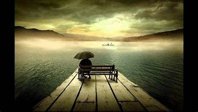 Sad Alone Backgrounds Leave Background Wallpapers Depression