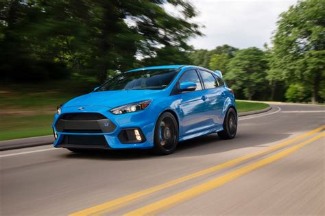 Ford Focus Rs Transmission by 2016 Vehicles With A Manual Transmission Autonation