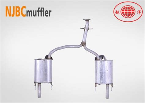 exhaust system fit toyota crown reiz rear stainless