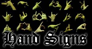 1000+ images about Gang Handsigns....... on Pinterest