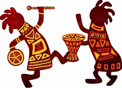 African Clipart Drum Musical Dancing Scaffolding Instruments