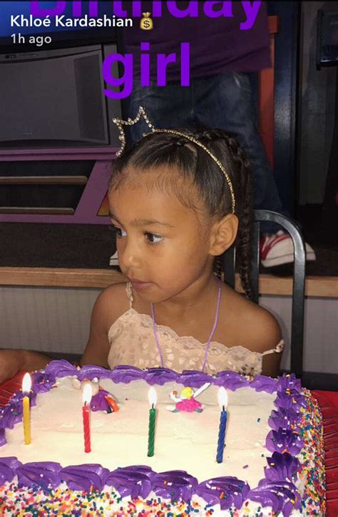 North West celebrates 4th birthday at Chuck E Cheese's ...