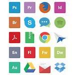Icon Program Icons Programs Library Folder Computer