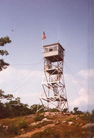 hampshire fire towers red hill