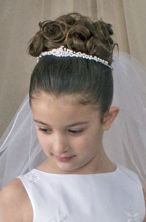 images   holy communion hair ideas