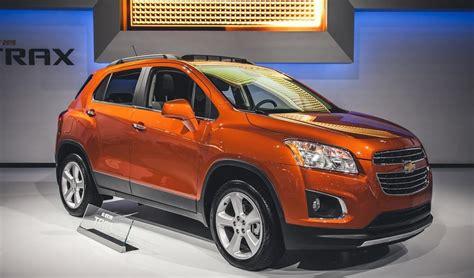 Chevrolet Trax 2016 by Chevrolet Trax 2016 Fresca Juvenil Y Moderna Lista De